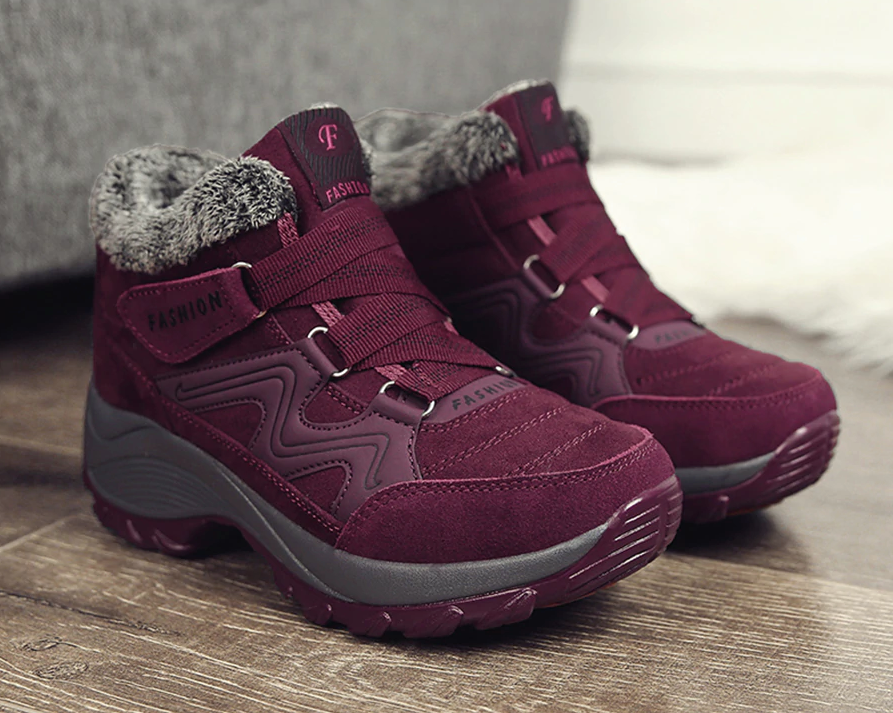 Cyril Boots Ultra Seller Shoes Color Bordeaux  Leather Boots