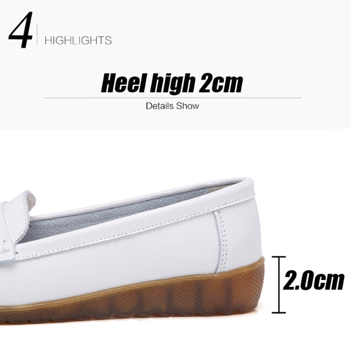 Silbia Loafers  Ultra Seller Shoes Color  White Cheap Flat