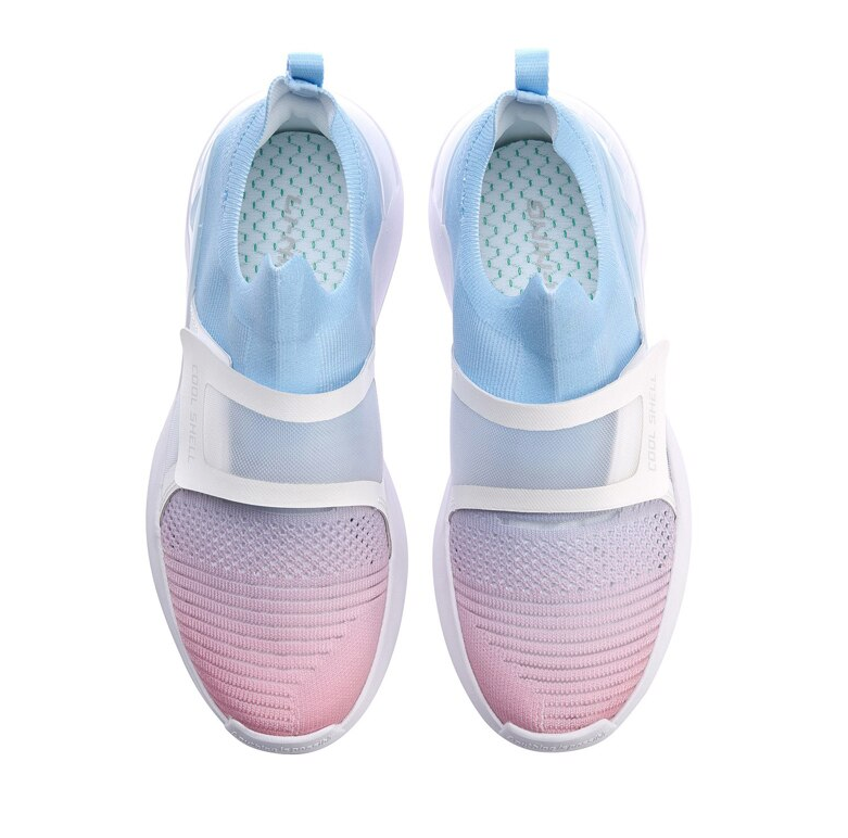 Breathable Gym Shoes Color Blue/White  Ultra Seller Shoes Online Cheap