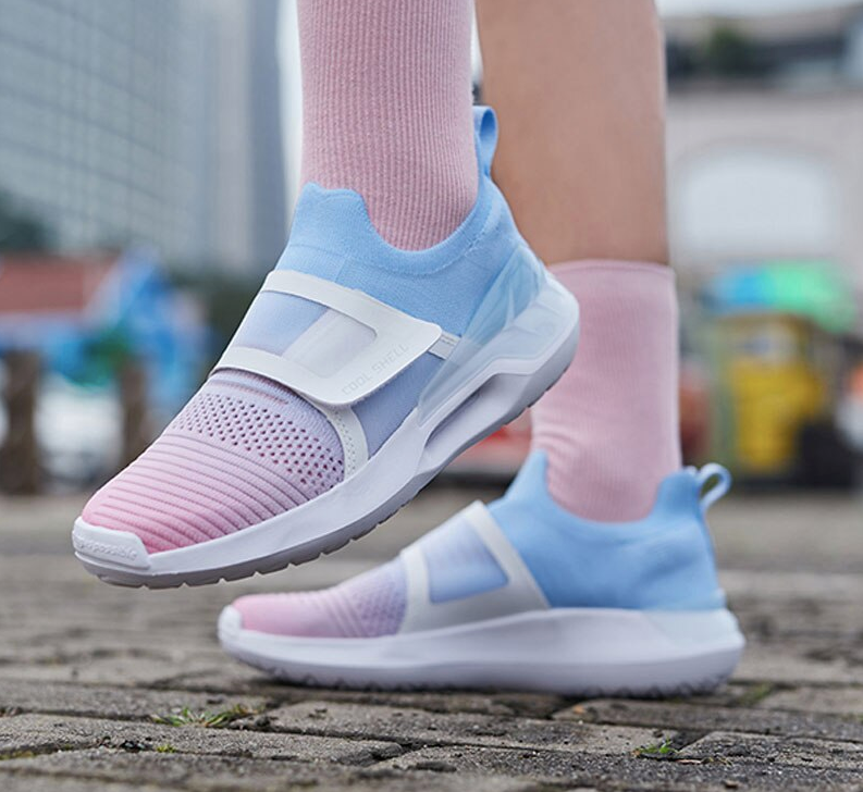Breathable Gym Shoes Color Blue/PInk Ultra Seller Shoes Online Cheap