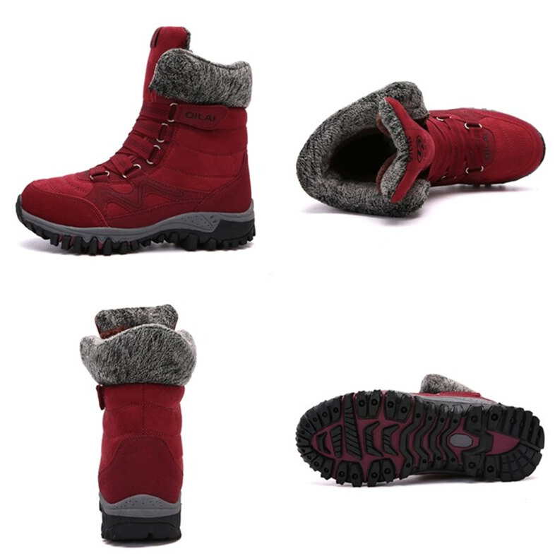 Irina Boots Shoe Color Red Ultra Seller Shoes Leather Boots