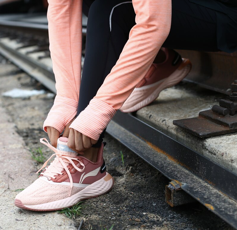 Goose Running Color  Pink Ultra Seller Shoes Website Store