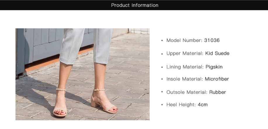 Onager Sandals Shoes Color Apricot Leather Sandals Ultra Seller Shoes Store