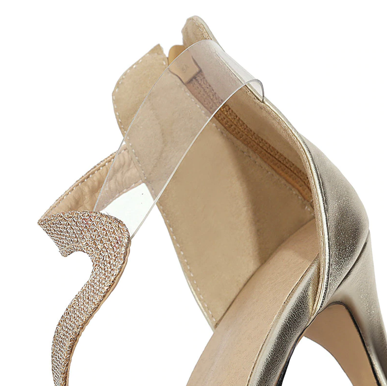 Rico Heels Color Gold Ultra Seller Shoes Cheap Heels