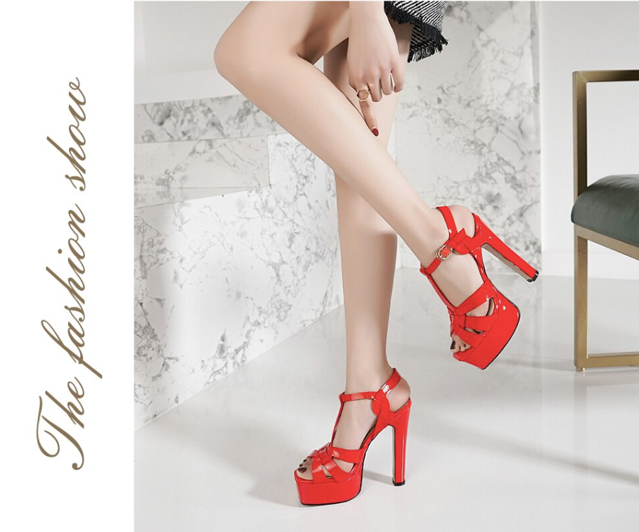 Chacon Hells Shoes Ultra Seller Shoes Online Shop Color Red