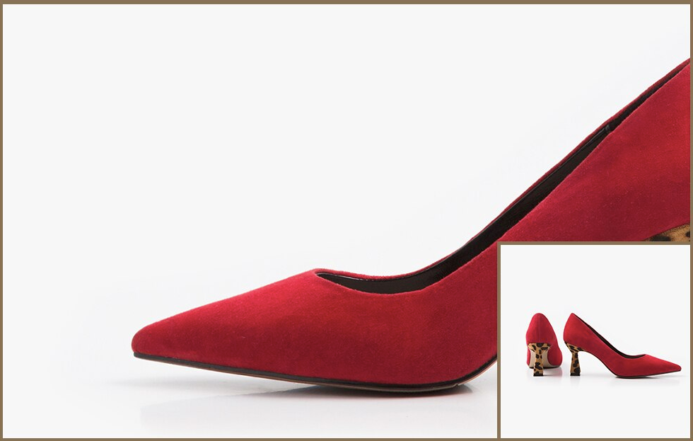 Morantes Pumps Shoe Ultra Seller Shoes Online Shop Color Red