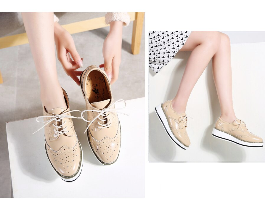Romero Flat Shoe  Color Beige Casual Ultra Seller Shoes Online Cheap