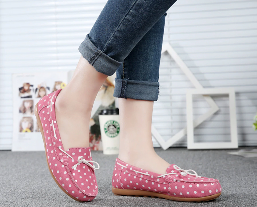 Morales Flat Shoe Color Pink Casual Ultra Seller Shoes Online Cheap