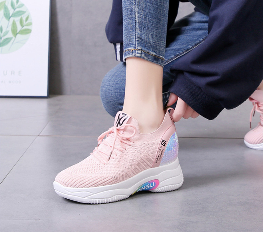 Puch Sneaker Shoe Ultra Seller Shoes Online Store Pink Color Affordable