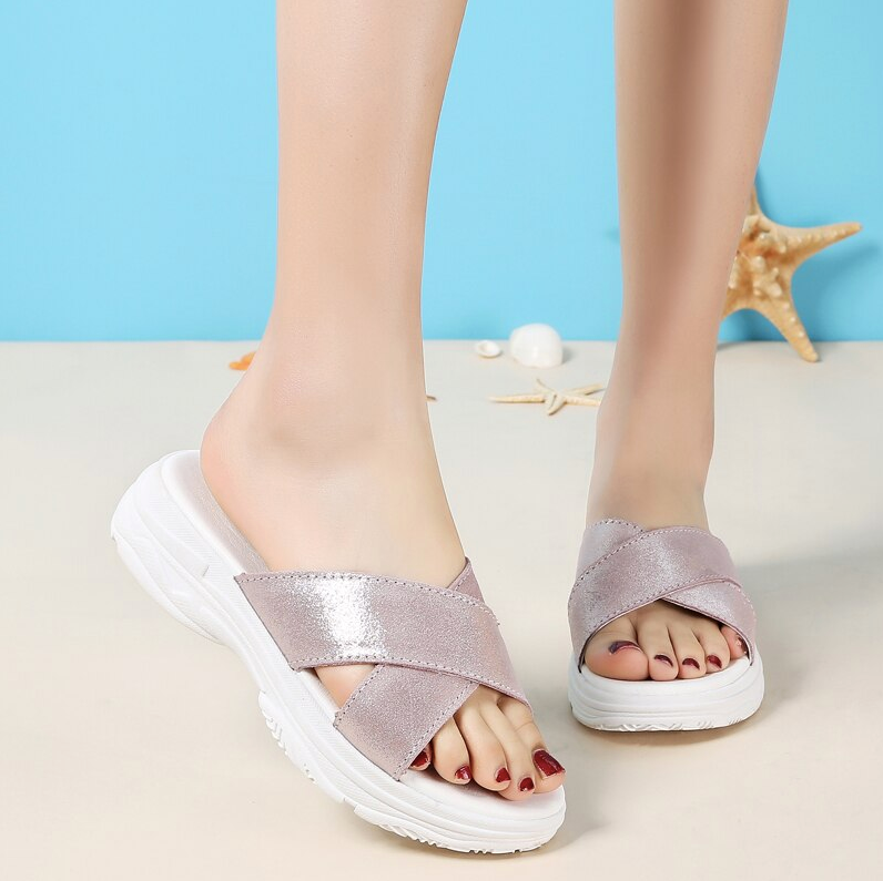 Eirenne Flat Shoe Color Pink Ultra Seller Shoes Online Store