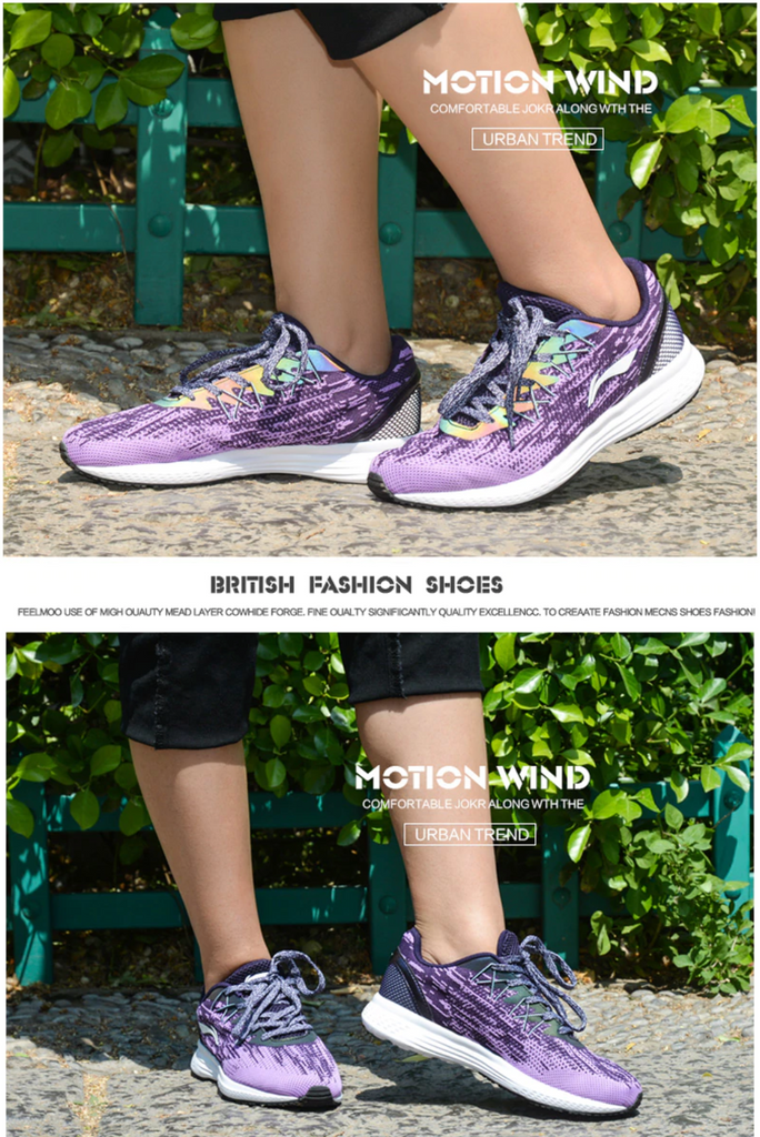 Ultra Seller Shoes - Quick Running Shoes Color Purple