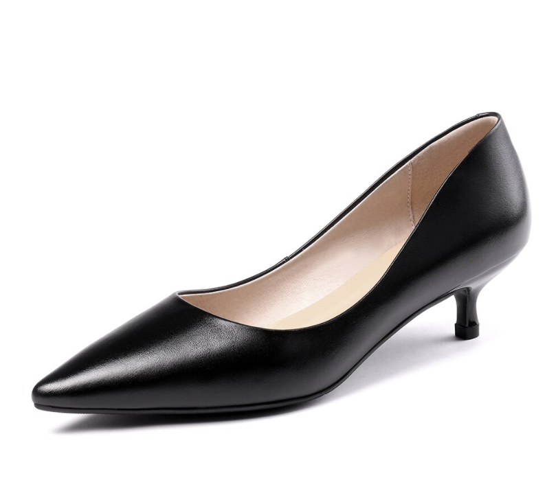 Abellan Pumps Shoe Color Black Ultra Seller Shoes Leather Shoe Online Store