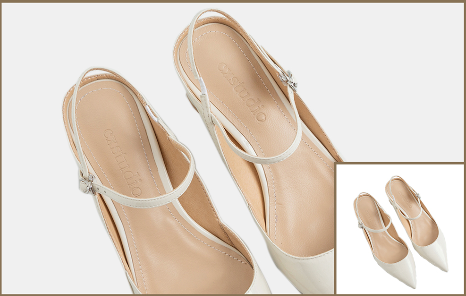 High Heels Acevedo Creamy / White Color Ultra Seller Casual Shoes Affordable Heels Online Store