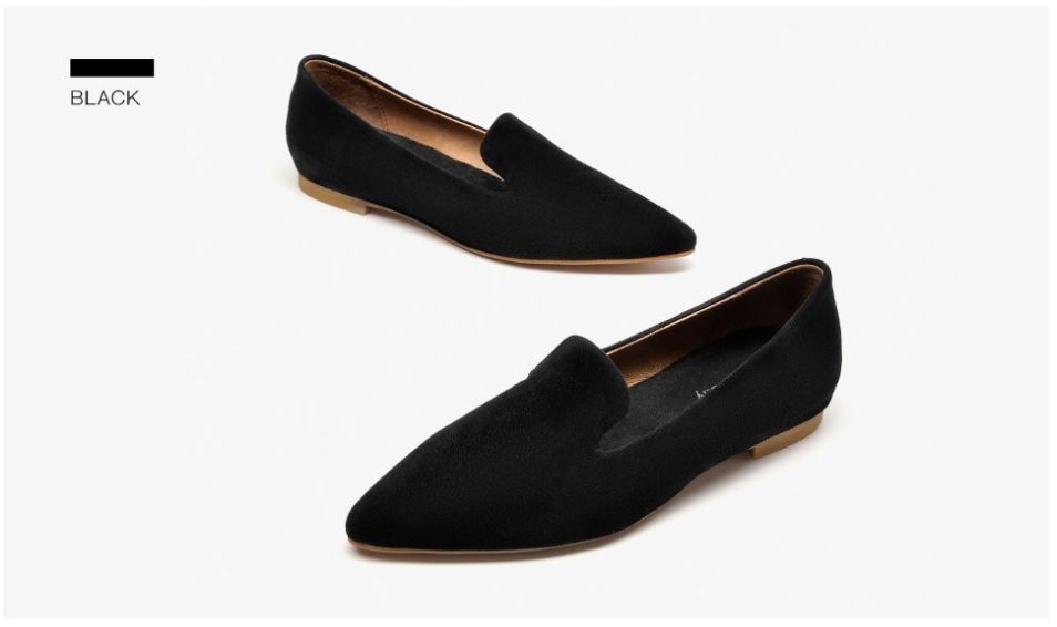 Loafers Aphrodite Shoes Ultra Seller Shoes Black Color Genuine Leather Shoes Online Store