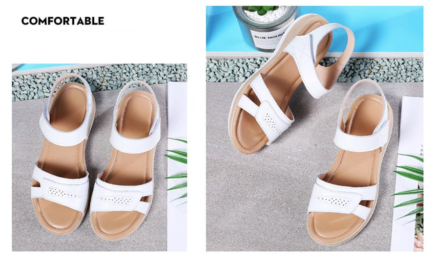 Amenti Sandals Shoes Color White Sandals Cheap UltraSeller Shoes