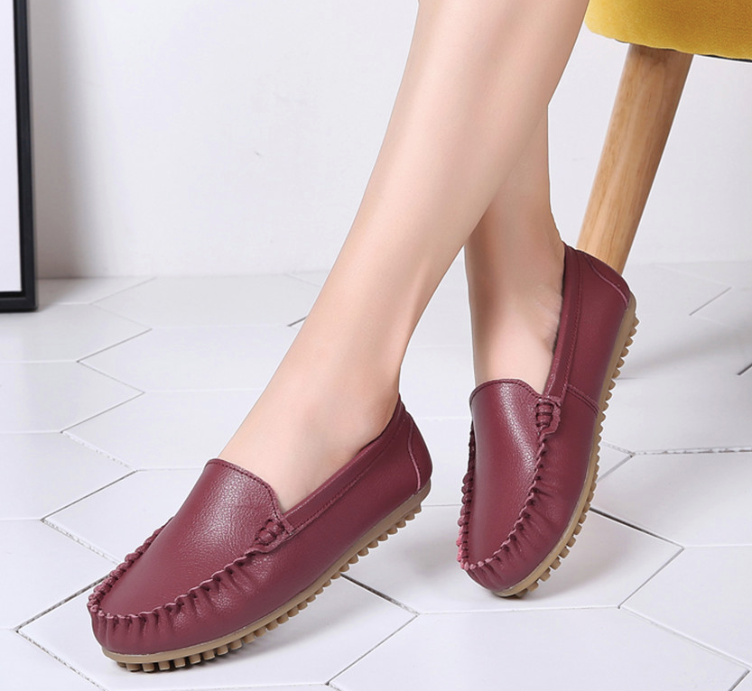 Archer Flat Shoes Color Red Healthy Ultra Seller Shoes Online Cheap