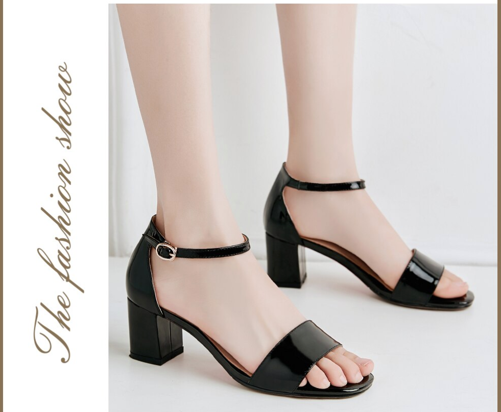 Archie Sandals Shoe Casual Color Black Ultra Seller Shoes Online Shop