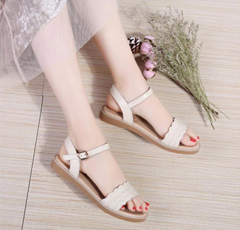 Armenia Sandals Shoe Color Beige Comfortable Leather Sandals Ultra Seller Shoes Online Store