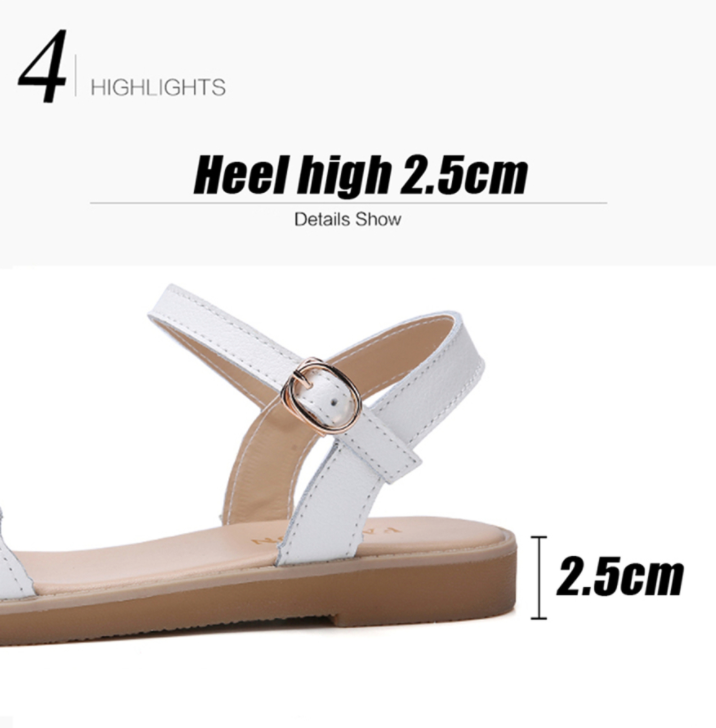 Armenia Sandals Shoe Color White Comfortable Leather Sandals Ultra Seller Shoes Online Store