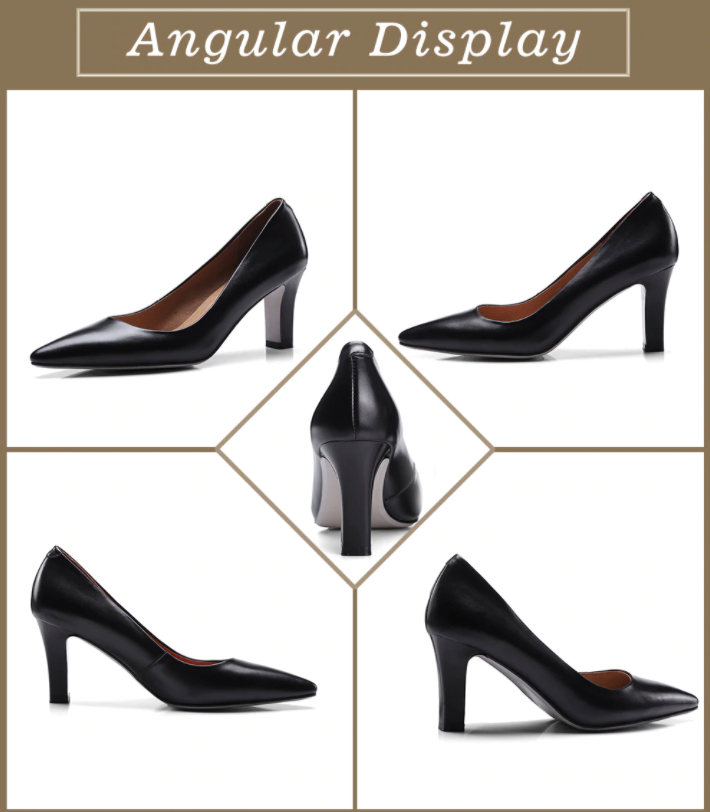 Artemisa Pumps Shoe Color Black Womens Leather Shoe Ultra Seller Shoes Affordable Online Store