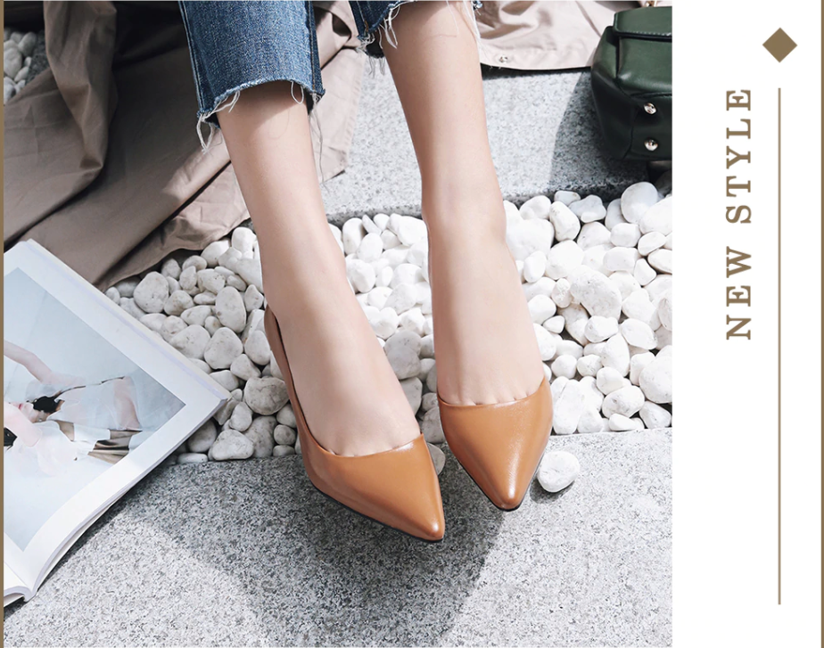Artemisa Pumps Shoe Color Camel Womens Leather Shoe Ultra Seller Shoes Affordable Online Store