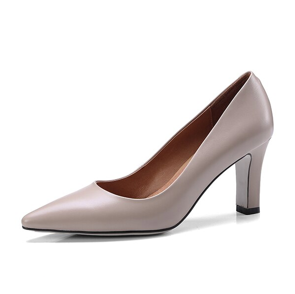 Artemisa Pumps Shoe Color Nude Womens Leather Shoe Ultra Seller Shoes Affordable Online Store