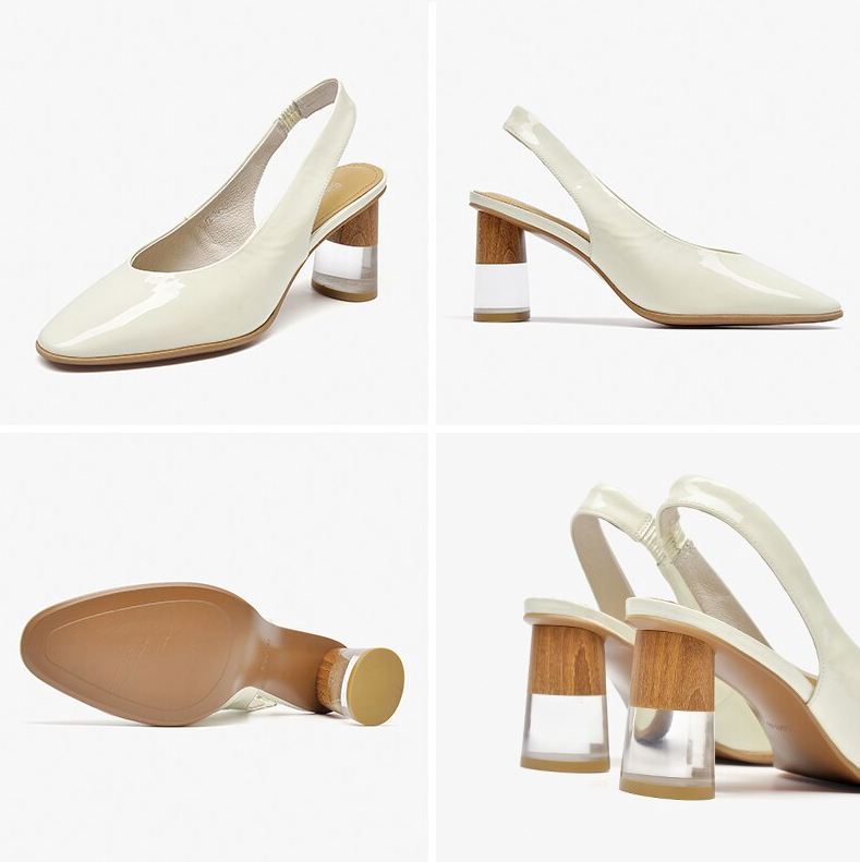 Belandria Pumps Shoes Color White Ultra Seller Shoes Leather Online Store