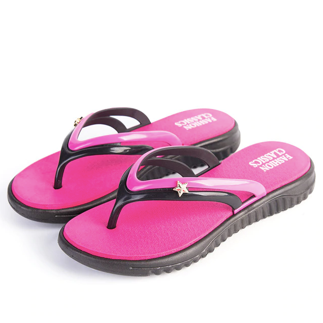Flip Flops Bluefish Shoe Color Pink Ultra Seller Shoes Comfortable Slippers For Women Beach Shoes Online Store