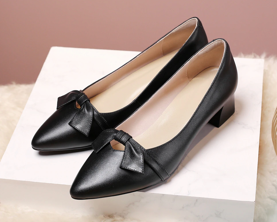 Bronwen Loafers Shoes Color Black Affordable Ultra Seller Shoes Online Store