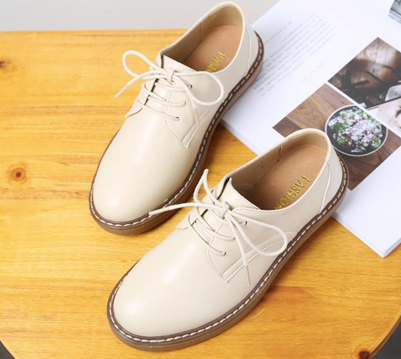 Cacharel Loafers Shoe Color Beige Leather Ultra Seller Shoes Online Store