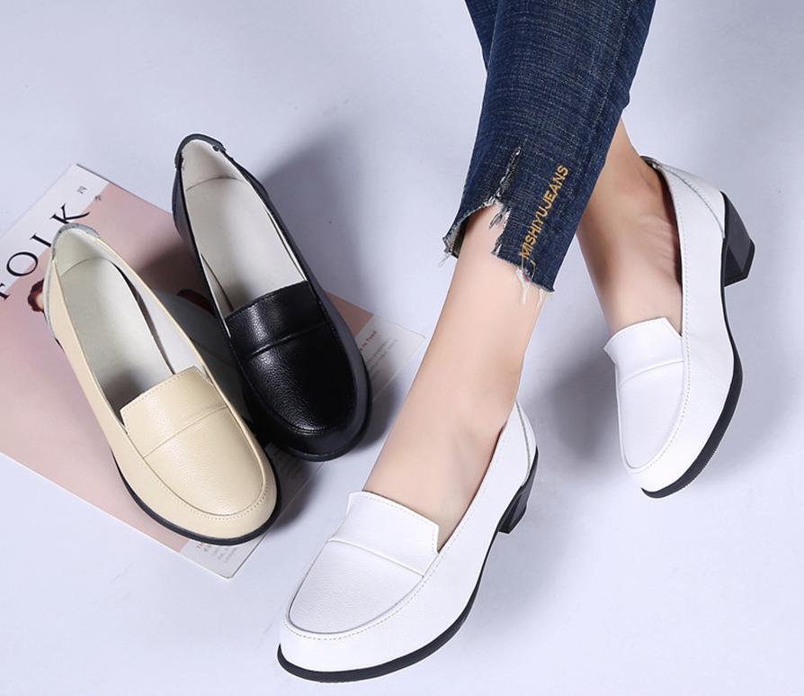 Circe Pumps Shoes White Color Comfortable Leather Shoes Ultra Seller Online Store