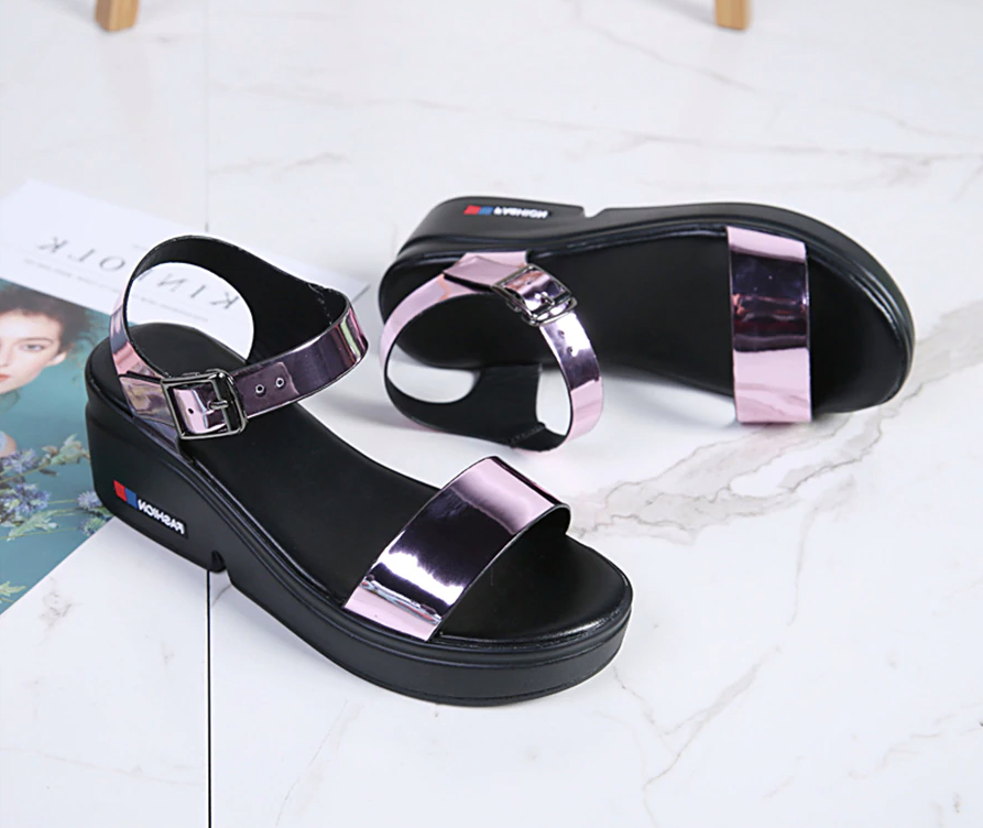 Dicaprio Sandals Shoe Casual Color Pink Ultra Seller Shoes Womens Beach Sandals Online Store