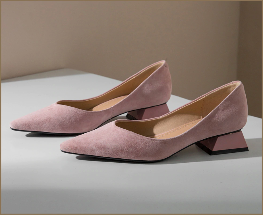 Ferreira Pumps Color Apricot Pink Shoe Ultra Seller Shoes Affordable Shoes Online Store