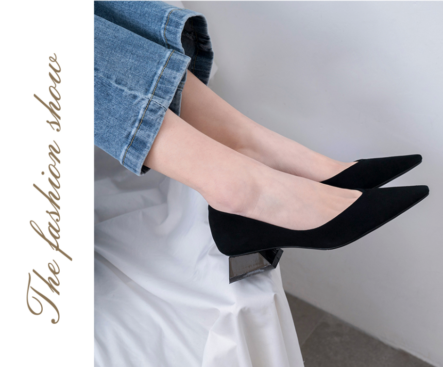Ferreira Pumps Color Black Leather Shoe Ultra Seller Shoes Affordable Shoes Online Store