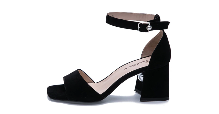 Gagnon Sandals Shoe Color Black Ultra Seller Shoes Online Store