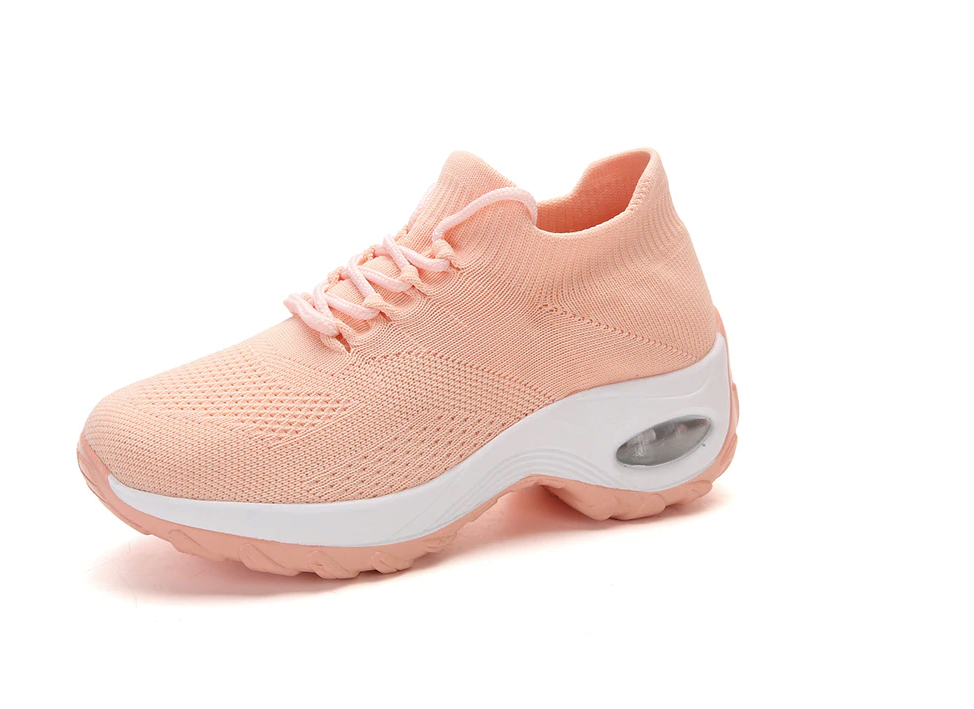 Godoy Sneakers Shoe Color Pink Comfortables Ultra Seller Shoes Online Store