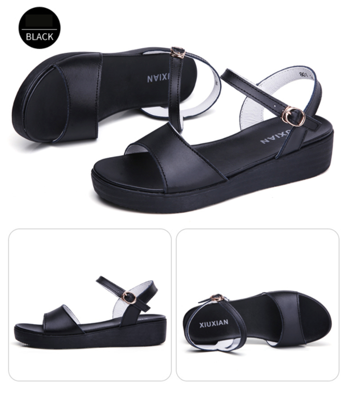Hestia Sandals Shoe Color Black Ultra Seller Shoes Cheap Comfortable Sandals