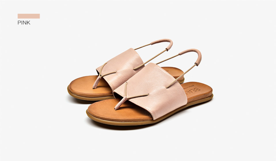 Ixchel Sandals Shoe Color Pink Ultra Seller Shoes Genuine Leather Sandals Womens Online Store