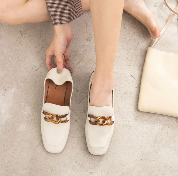 Madam Loafers Shoe Color Beige Ultra Seller Shoes Casual Womens Online Store