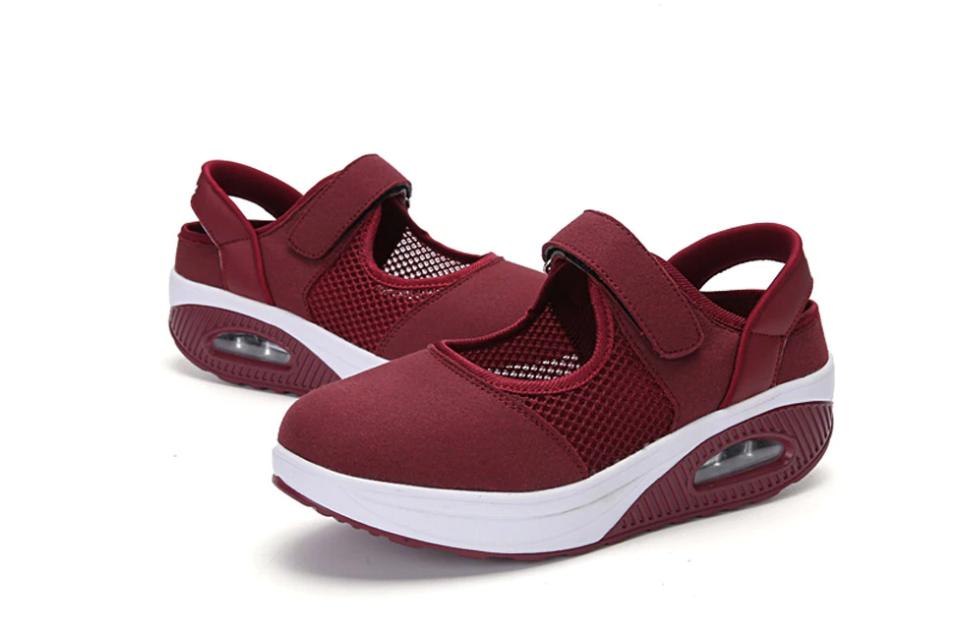 Maliya Platform Color Wine Ultra Seller Shoes Women's Platform Cheap and Comfortable Shoes Online Store