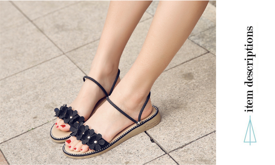 Minerva Sandals Shoe Color Black Ultra Seller Shoes Comfortable Women's Sandals Online Store