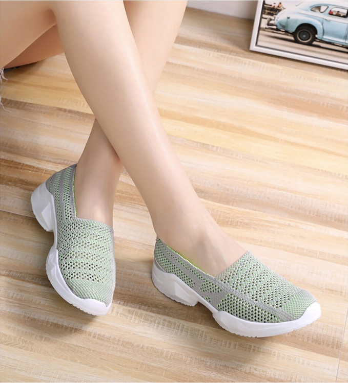Mora Flat Shoes Color Green Ultra Seller Shoes Online Cheap Casual