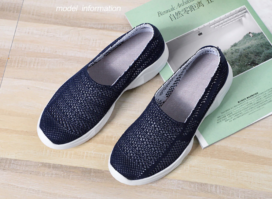 Mora Flat Shoes Color Navy Blue Ultra Seller Shoes Online Cheap Casual