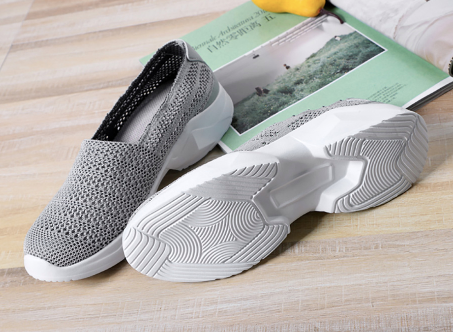 Mora Flat Shoes Color Grey Ultra Seller Shoes Online Cheap Casual