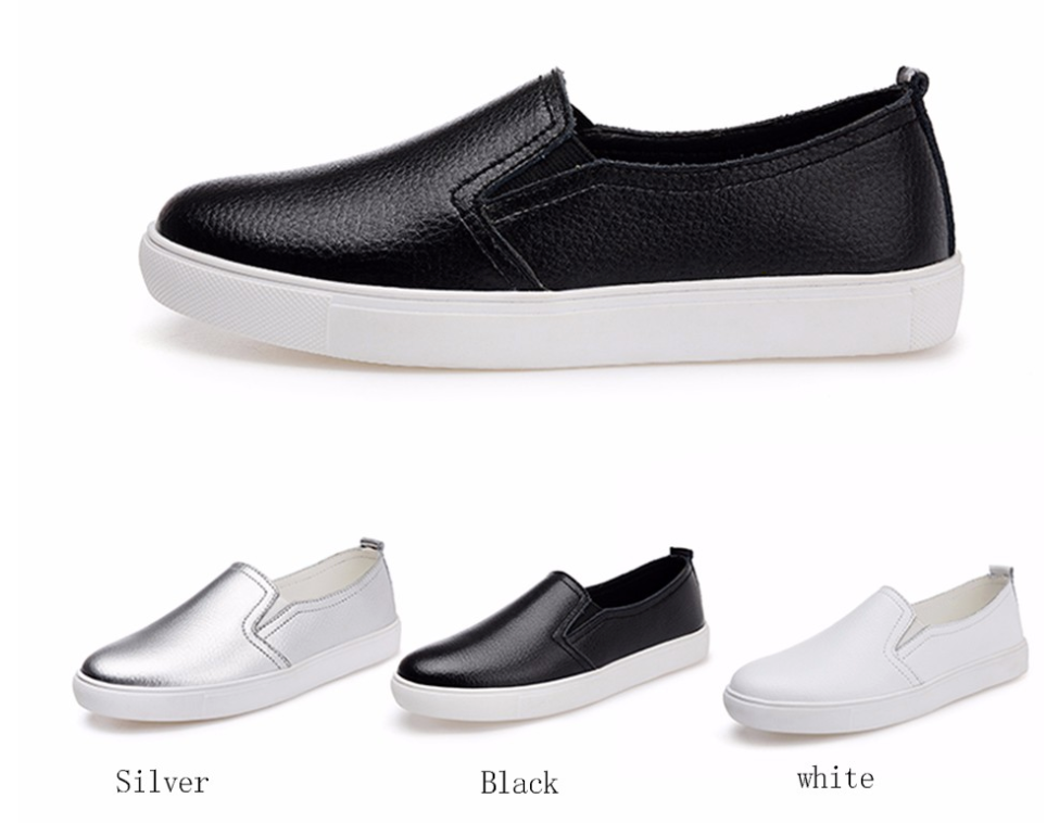 Nyx Flat Shoe Color Silver Ultra Seller Shoes Womens Comfortable Leather Online Shop Cheap