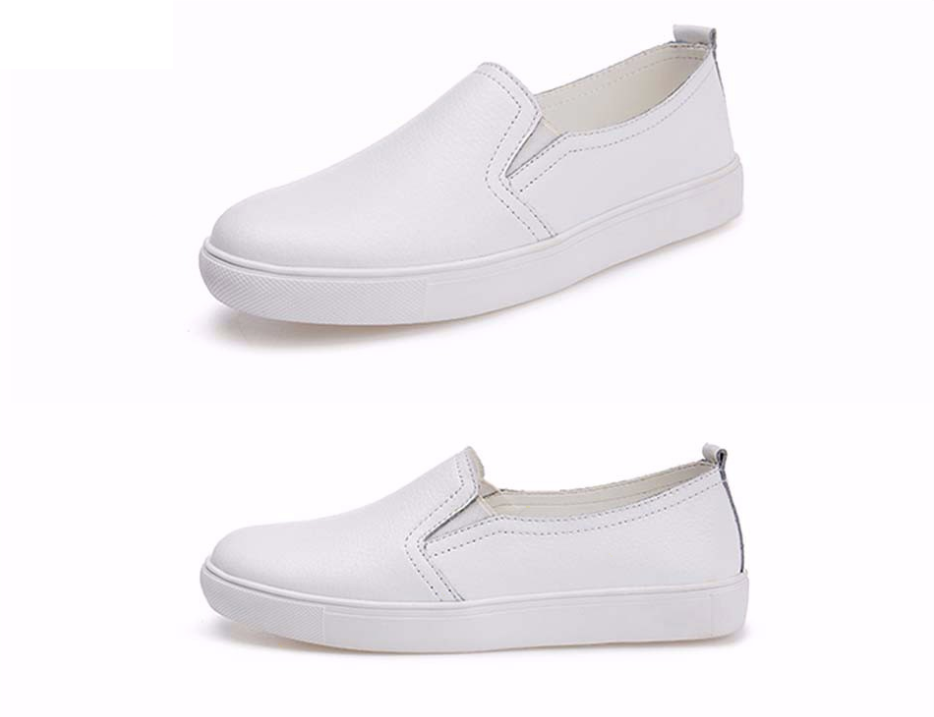 Nyx Flat Shoe Color White Ultra Seller Shoes Womens Comfortable Leather Online Shop Cheap