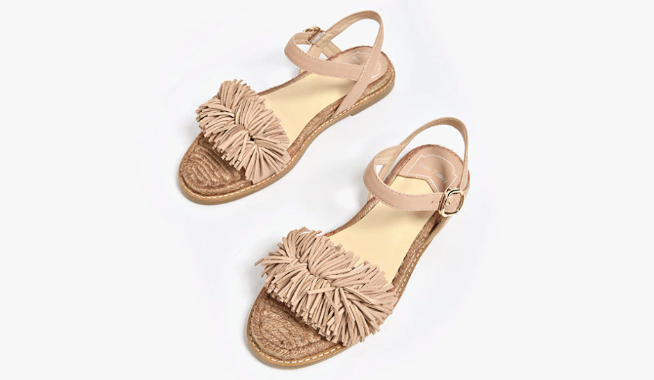 Palmtree Sandals Shoe Casual Ultra Seller Shoes Color Apricot Leather Online Store