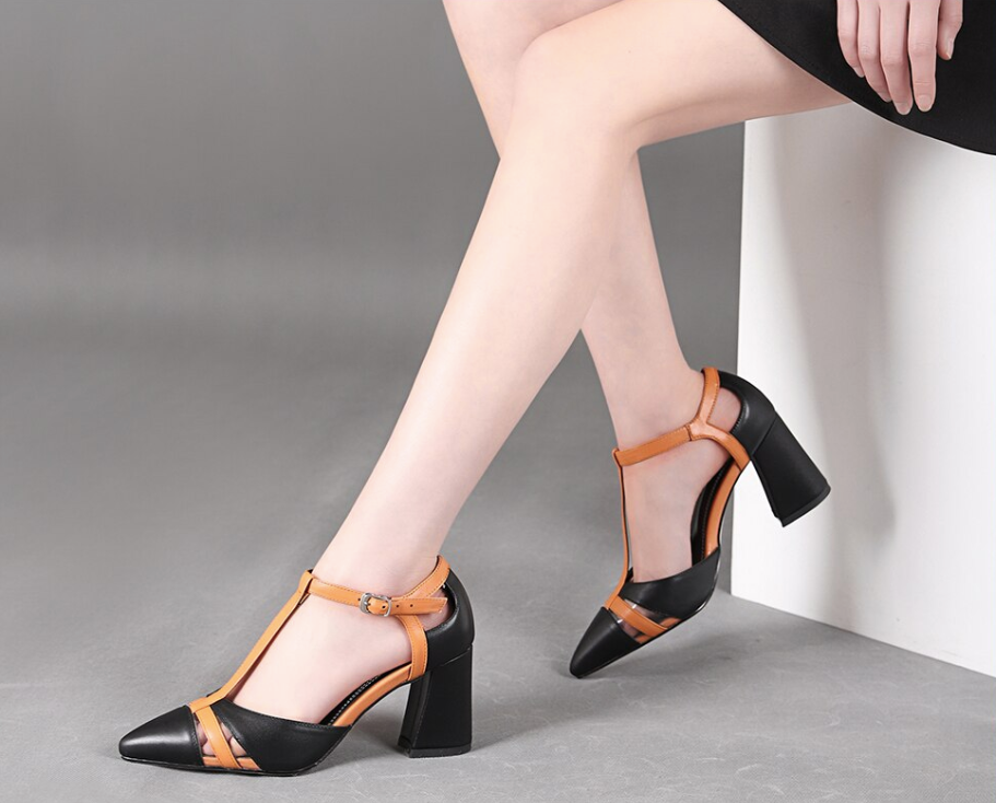 Razzeti Pumps Shoe Color Black Ultra Seller Shoes Online Shop