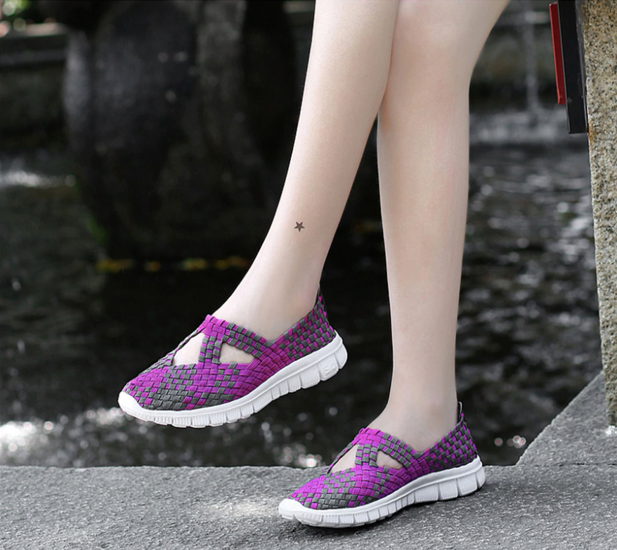 Scath Flats Shoe Color Purple Cheap Ultra Seller Shoes Online Store
