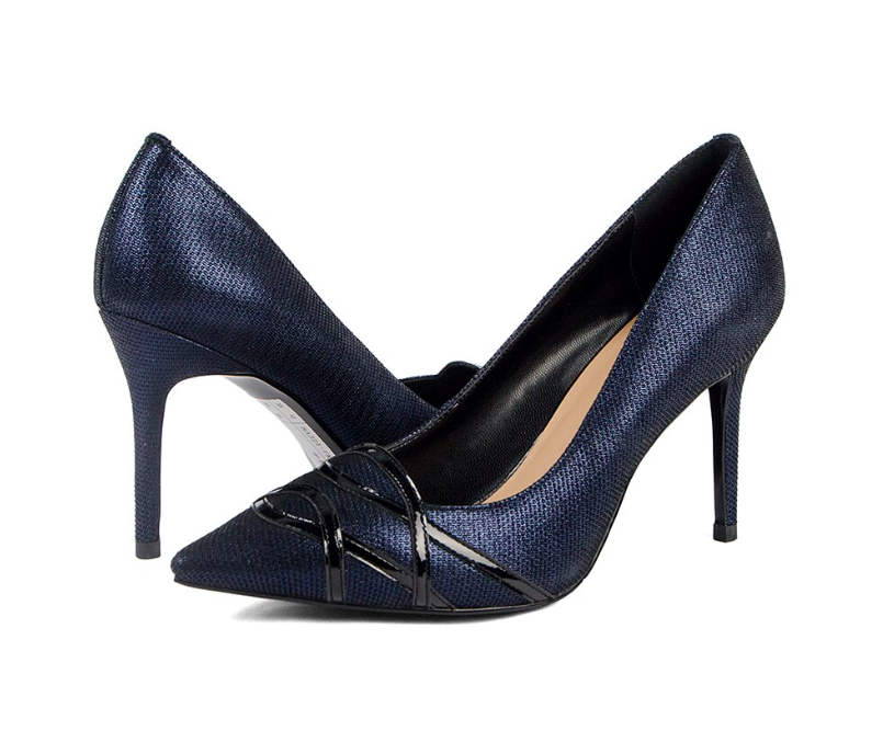 Sinacori Pumps Shoe Color Royal Blue Hig Quality Ultra Seller Shoes Online Store